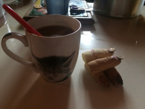 Nescafé a Halloween